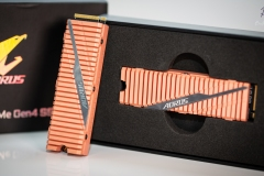 Scéance photo SSD NVME 2To AORUS